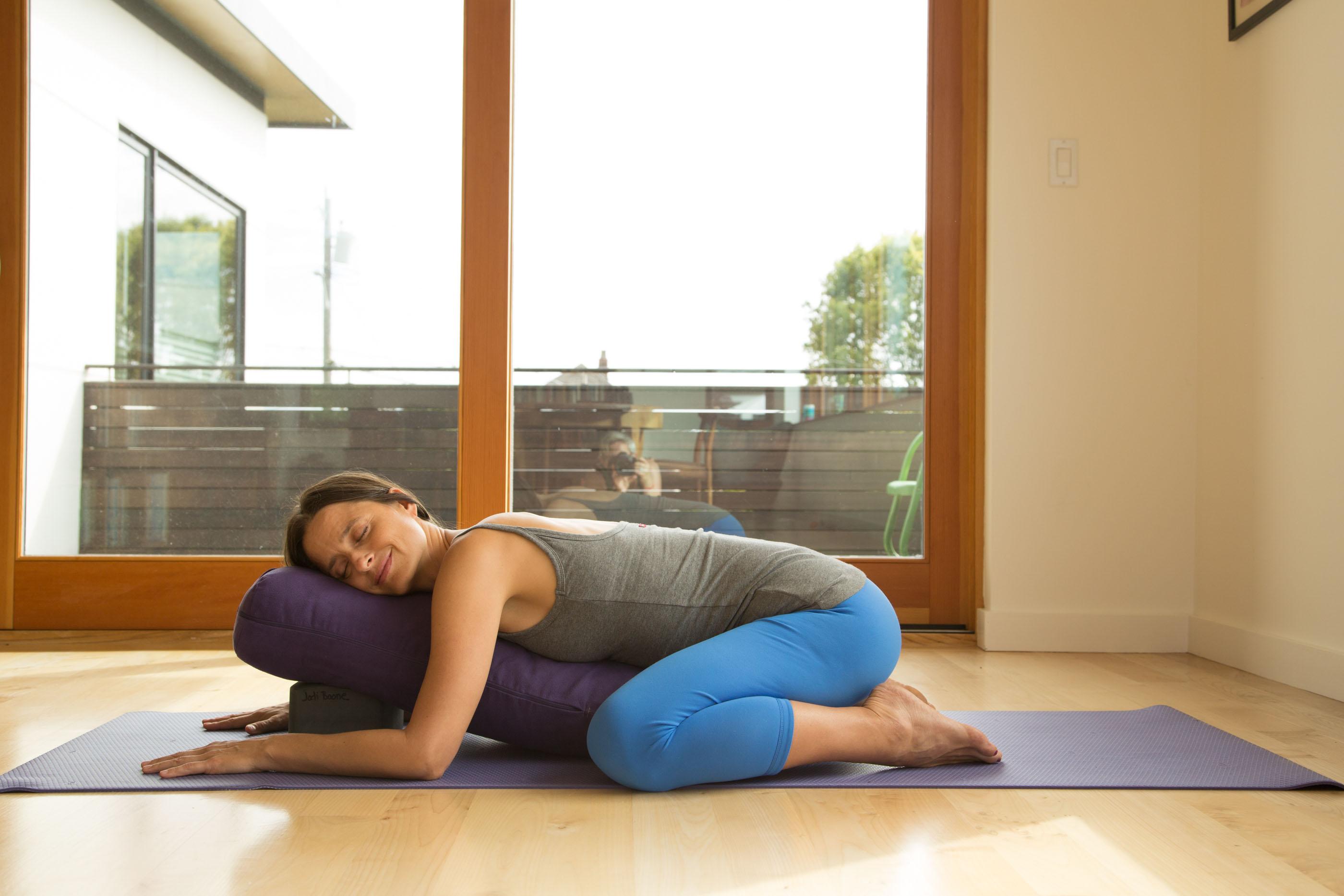 Restorative Yoga | Jodi Boone